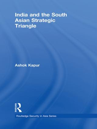 India and the South Asian Strategic Triangle book cover