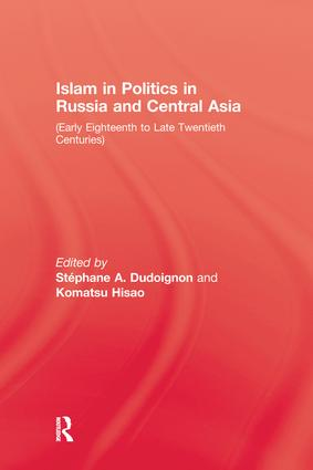 Islam In Politics In Russia and Central Asia: 1st Edition (Paperback) book cover