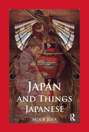 Japan And Things Japanese (Paperback) book cover