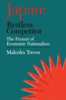 Japan - Restless Competitor