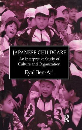 Japanese Childcare: 1st Edition (Paperback) book cover
