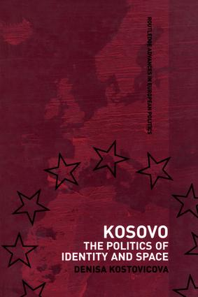 Kosovo: The Politics of Identity and Space, 1st Edition (Paperback) book cover