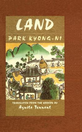 Land: 1st Edition (Paperback) book cover