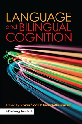 Language and Bilingual Cognition: 1st Edition (Paperback) book cover