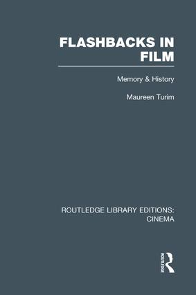 Flashbacks in Film: Memory & History book cover