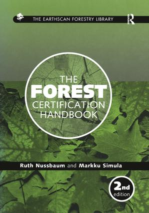 The Forest Certification Handbook book cover