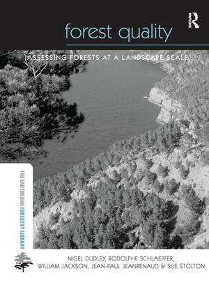 Forest Quality: Assessing Forests at a Landscape Scale book cover