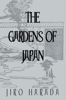 Gardens Of Japan: 1st Edition (e-Book) book cover
