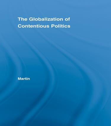 The Globalization of Contentious Politics