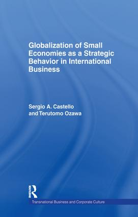 Globalization of Small Economies as a Strategic Behavior in International Business: 1st Edition (Paperback) book cover