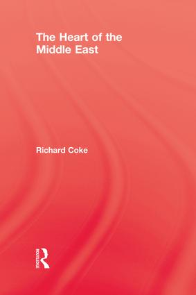 Heart Of Middle East: 1st Edition (Paperback) book cover