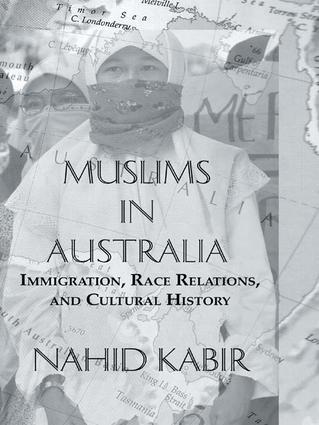 Muslims In Australia: 1st Edition (Paperback) book cover