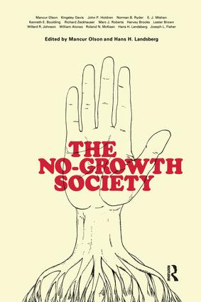 The No-Growth Society