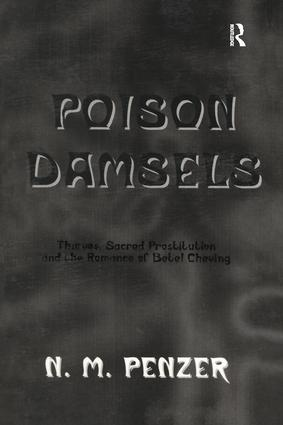 Poison Damsels: 1st Edition (Paperback) book cover