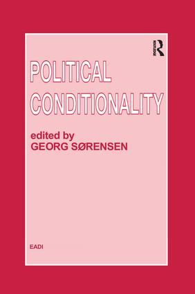 Political Conditionality book cover