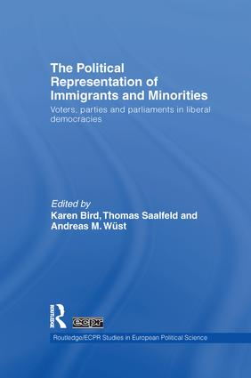The Political Representation of Immigrants and Minorities