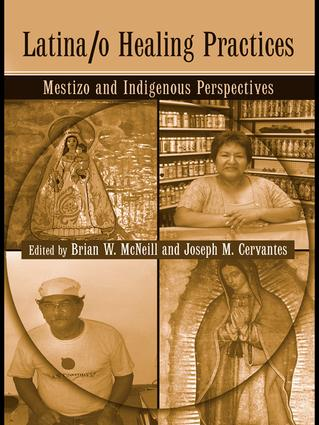 Latina/o Healing Practices: Mestizo and Indigenous Perspectives, 1st Edition (Paperback) book cover