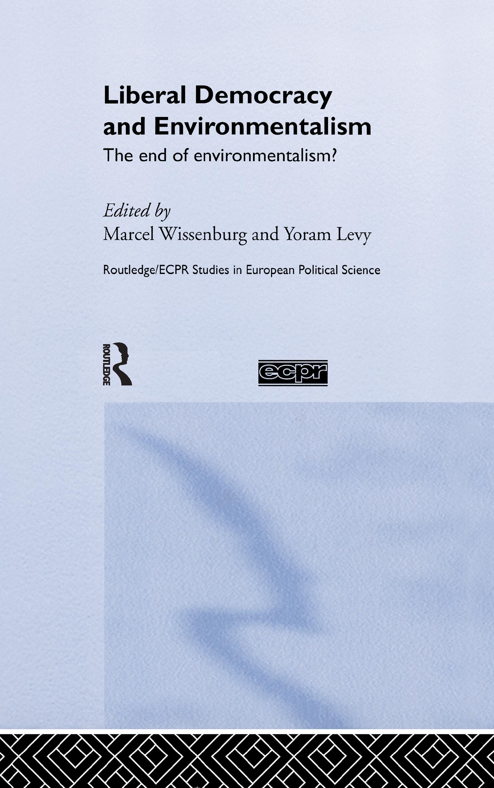 Liberal Democracy and Environmentalism