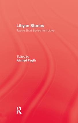 Libyan Stories: 1st Edition (Paperback) book cover