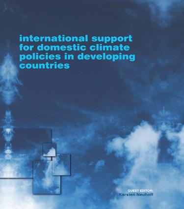Linking Emissions Trading Schemes: 1st Edition (Paperback) book cover