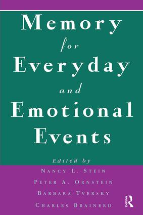 Memory for Everyday and Emotional Events