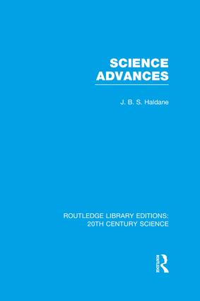 Science Advances book cover