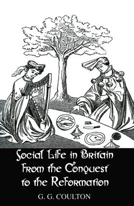 Social Life In Britain: 1st Edition (Paperback) book cover