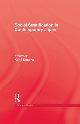 Social Stratification In Japan