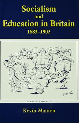 Socialism and the 1902 Education Act