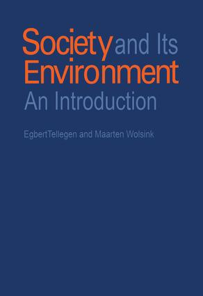 Society & Its Environment:Intr: 1st Edition (Paperback) book cover