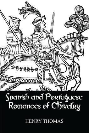 Spanish & Portuguese Romances: 1st Edition (Paperback) book cover