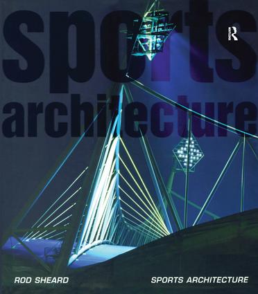 Sports Architecture: 1st Edition (Paperback) book cover