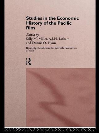 Studies in the Economic History of the Pacific Rim book cover