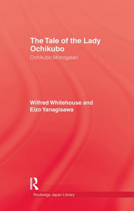 Tale Of Lady Ochikubo: 1st Edition (Paperback) book cover