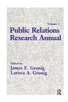 "Putting the ""Public"" First in Public Relations: An Exploratory Study of Municipal Employee Public Service Attitudes, Job Satisfaction, and Communication Variables"