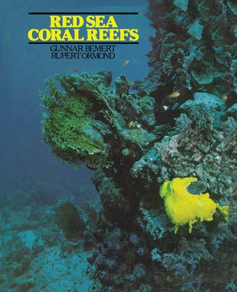 Red Sea Coral Reefs: 1st Edition (Paperback) book cover