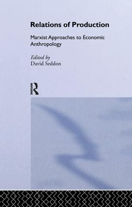Relations of Production: 1st Edition (Paperback) book cover