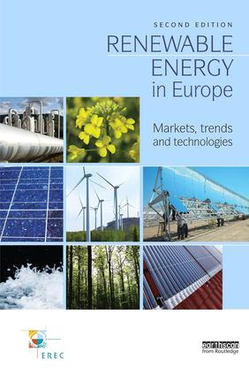 Renewable Energy in Europe: Markets, Trends and Technologies book cover