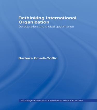 Rethinking International Organisation