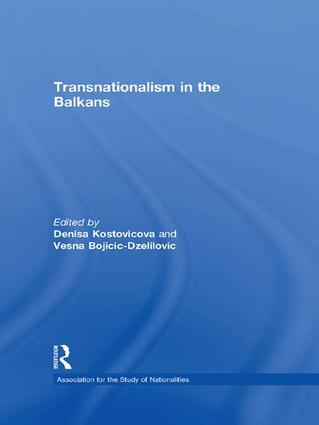 Transnationalism in the Balkans book cover