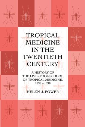 Tropical Medicine In 20th Cen: 1st Edition (Paperback) book cover