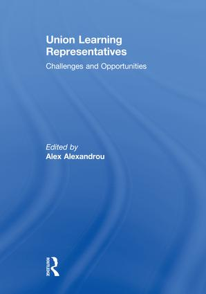 Union Learning Representatives: Challenges and Opportunities book cover