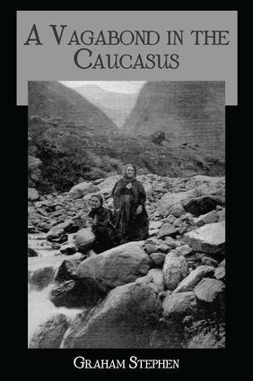 Vagabond Causasus: 1st Edition (Paperback) book cover