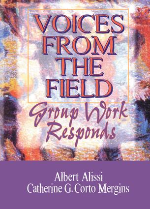 Voices From the Field: Group Work Responds book cover