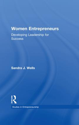 Women Entrepreneurs: Developing Leadership for Success, 1st Edition (Paperback) book cover