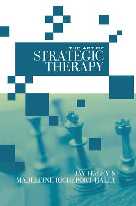 The Art of Strategic Therapy: 1st Edition (Paperback) book cover