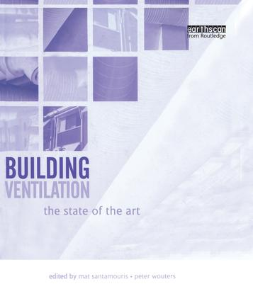 Building Ventilation: The State of the Art book cover