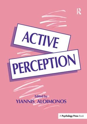Active Perception book cover