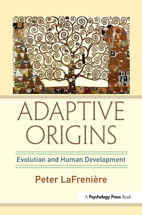 Adaptive Origins: Evolution and Human Development, 1st Edition (Paperback) book cover
