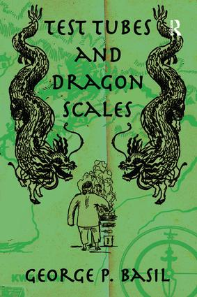 Test Tubes Dragon Scales: 1st Edition (Paperback) book cover